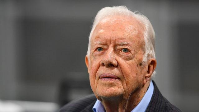 Former President Jimmy Carter celebrates 95th birthday