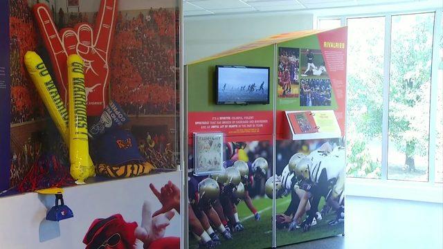 Salem Museum opens new sports exhibit