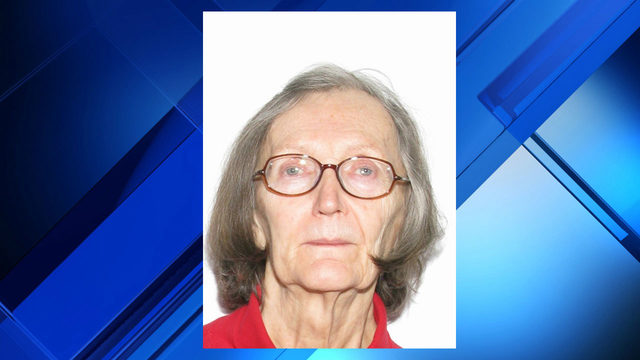 Senior Alert cancelled as missing Virginia woman found safe