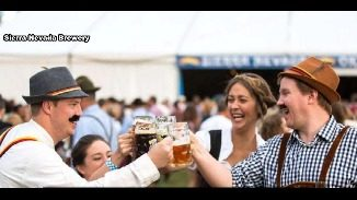 For the first time Oktoberfest coming to Lynchburg this weekend