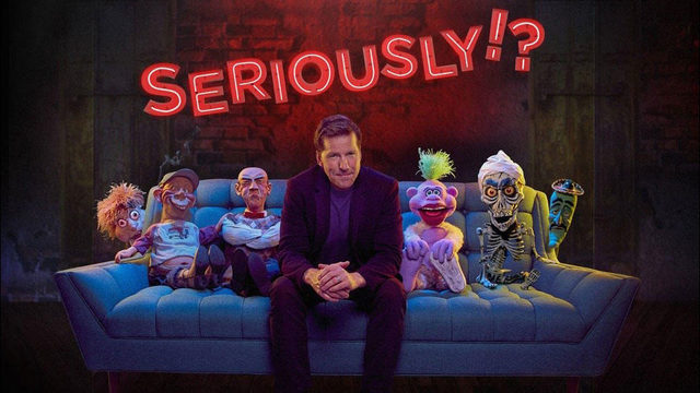 Jeff Dunham to stop in the Star City in March 2020