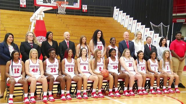 Radford women's basketball team prepping for new season after historic 2018-2019