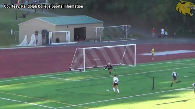 Lord Botetourt alum, Randolph College soccer star breaks school record