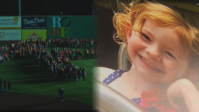 Hundreds honor Roanoke 4-year-old who died after battling leukemia