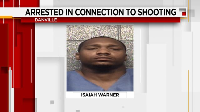 Police charge man after late night shooting in Danville