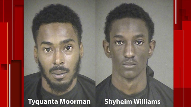 Suspects in custody in three armed robberies in Halifax, Campbell counties