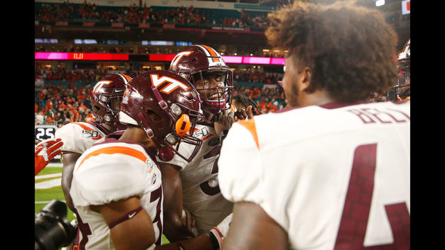 Hokies, coming off strong effort, aim to show consistency