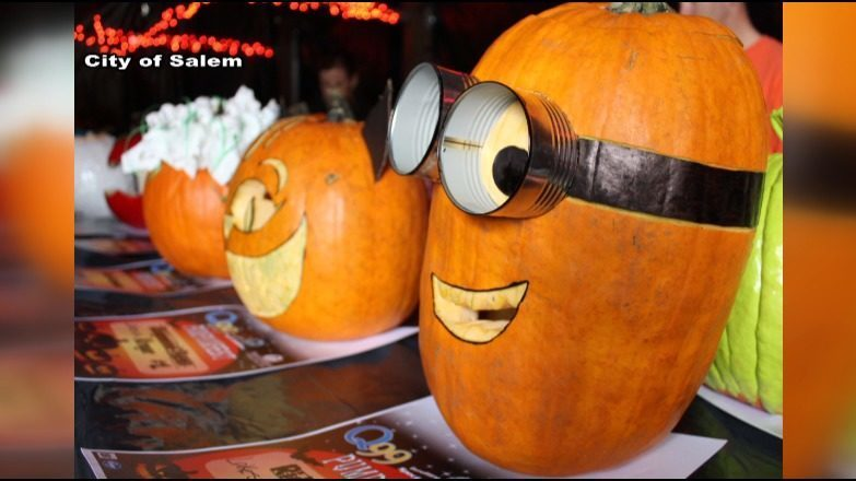 Changes coming to this year's Salem Pumpkinfest