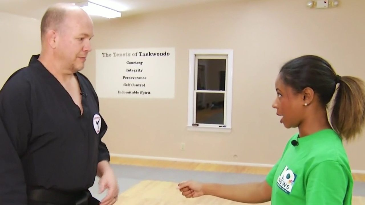 More than punches and kicks: martial arts help kids to prevent bullying