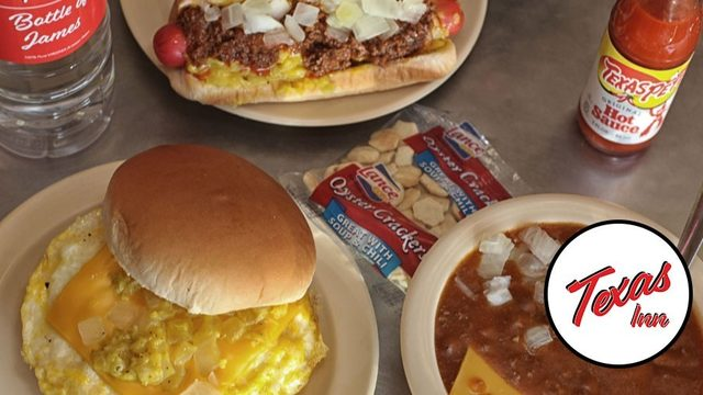 Celebrate 84 years of Texas Inn with 84 cent hot dogs and hamburgers all…
