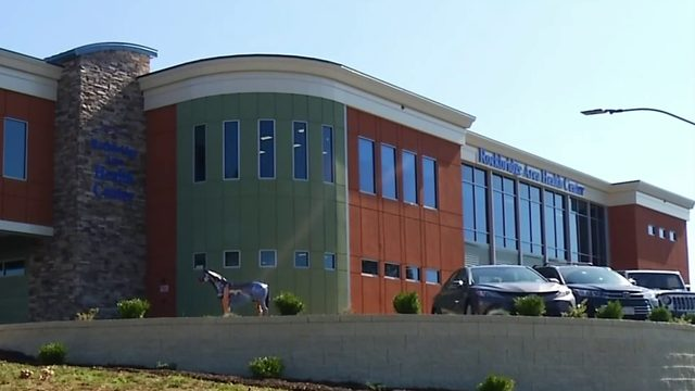 Rockbridge Area Health Center unveils $6.6 million expansion