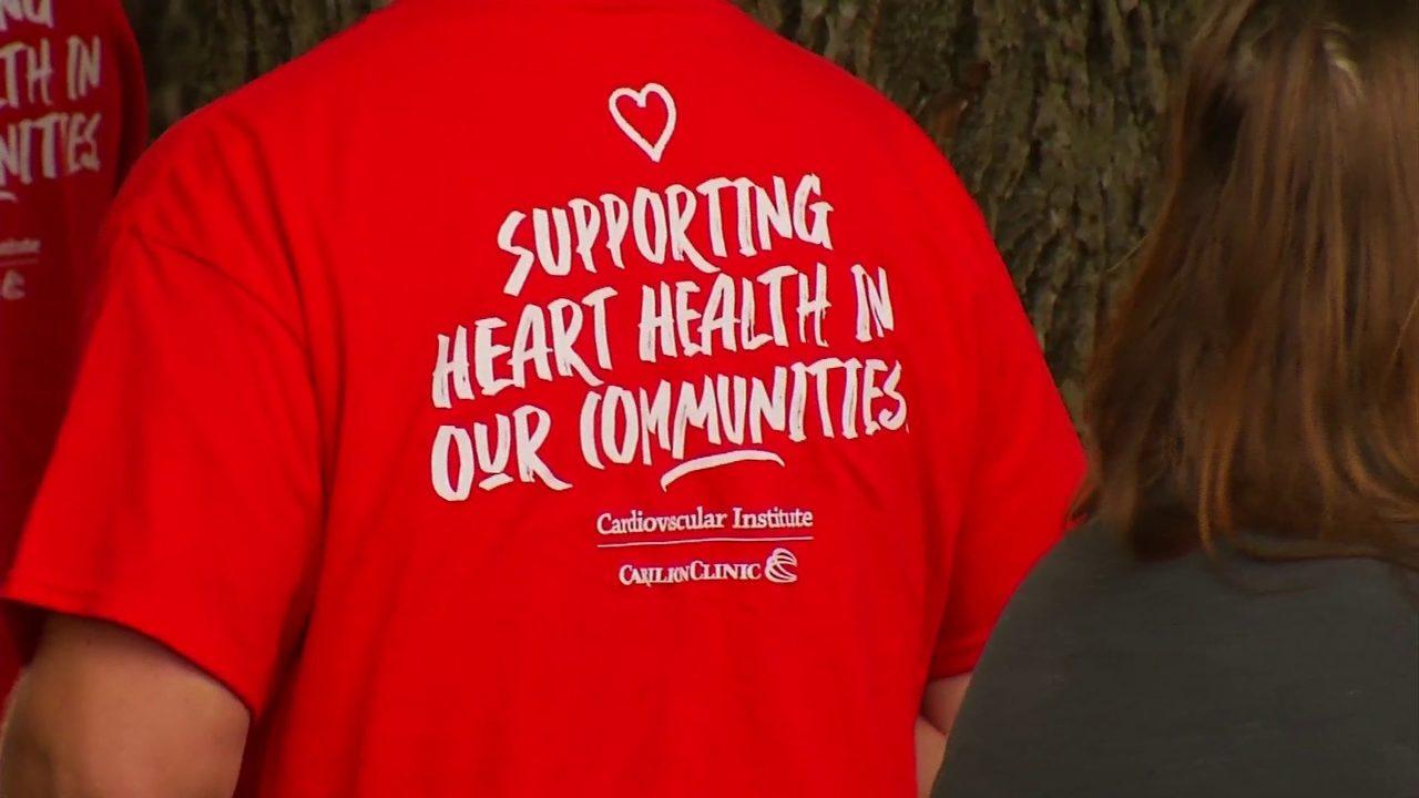 Heartwalk raises more than $350,000 for American Heart Association