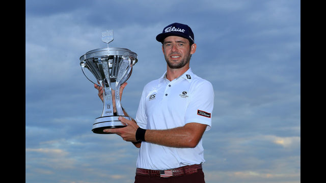 Lanto Griffin saves par on last hole to win Houston Open