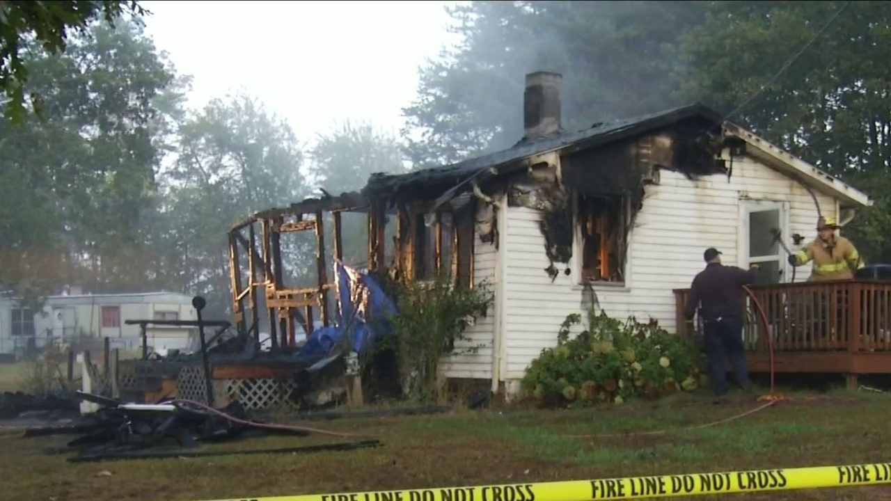 'We'll be missing a good man' neighbors say after man dies in Campbell County house fire