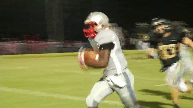 Franklin County's Smith blazes to week 7 honors