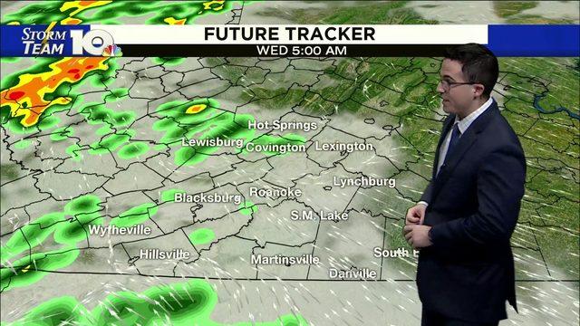 Chris' October 15, 2019 Morning Forecast