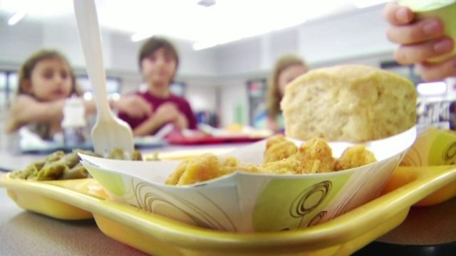 How different schools in our area address lunch assistance
