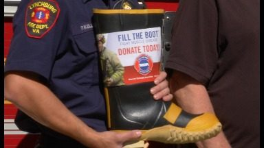 Fill the Boot for muscular dystrophy is back