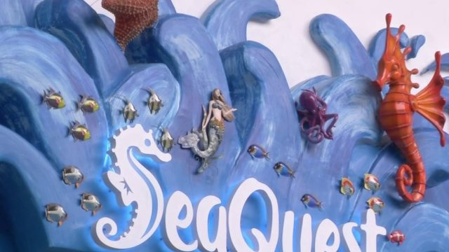 SeaQuest opens this week, city leaders get VIP tour of live-action exhibit