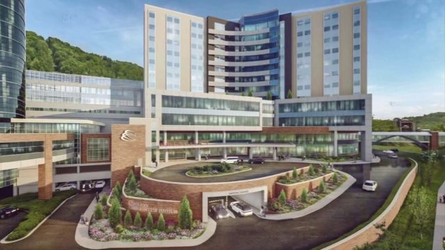 Carilion modifies design, size in major expansion plan