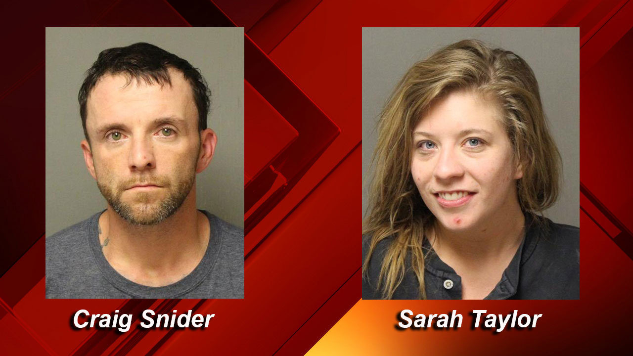 Two facing total of 33 federal charges after string of break-ins in Giles County