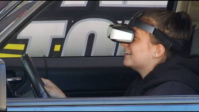 Driving while high? Local college students see dangers firsthand
