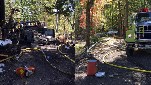 No one hurt after fire in Roanoke County causes $50,000 in damages to…