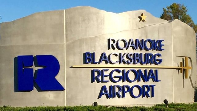 TSA baggage-screening equipment down at Roanoke-Blacksburg Regional Airport