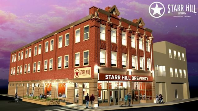 Starr Hill expanding to Lynchburg in 2020