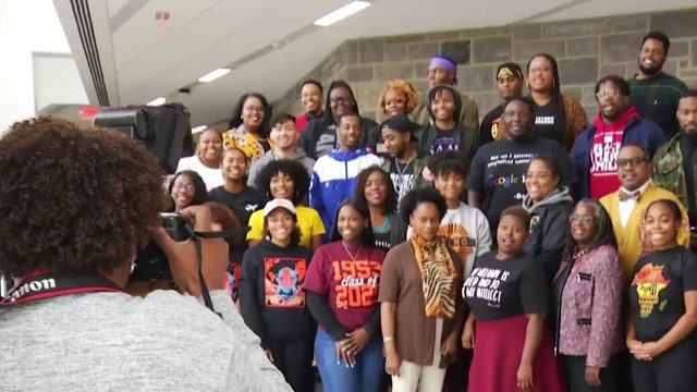 Virginia Tech hosts first black homecoming week