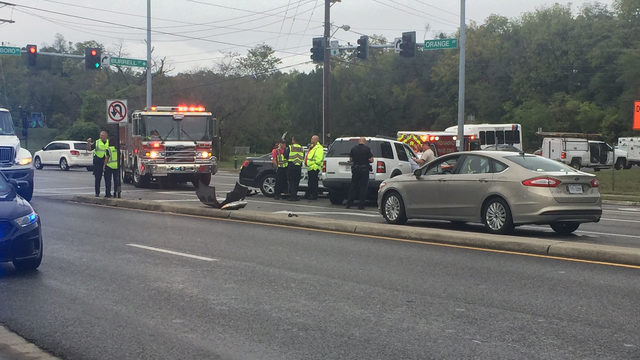 Officer involved in accident in Northwest Roanoke