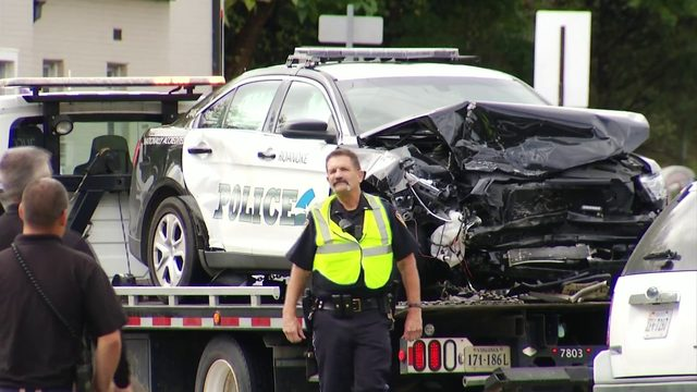 Roanoke crash connected to Wednesday shooting remains under investigation