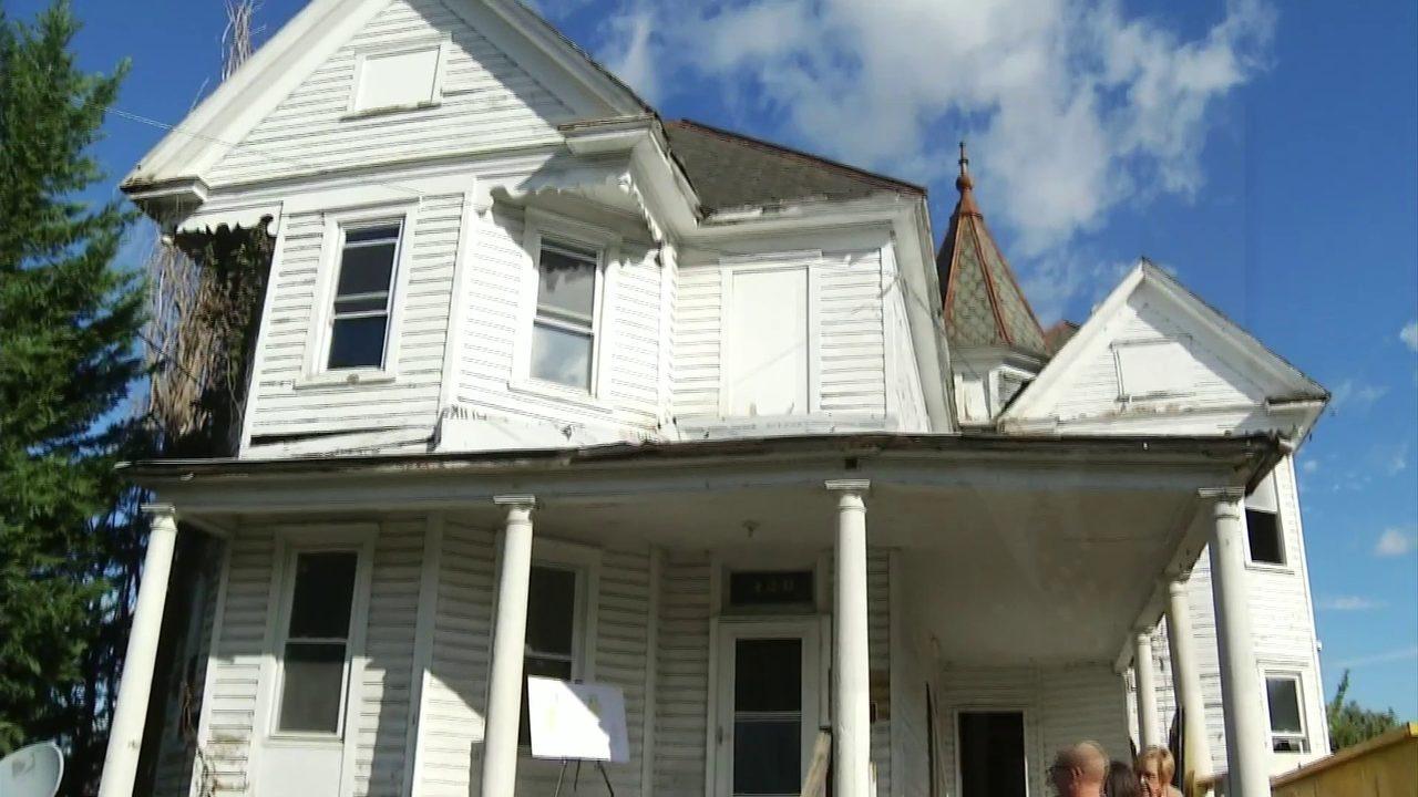 Home of former mayor is being restored in southeast Roanoke
