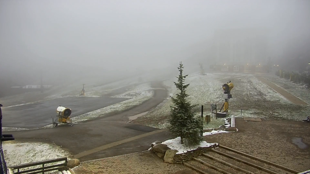 Snowshoe Mountain sees first early fall snow