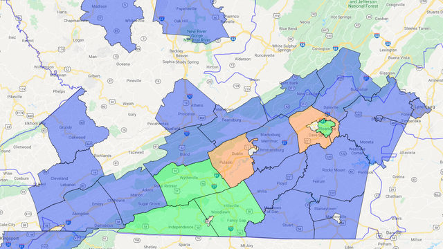 Nearly 3,000 without power throughout the commonwealth