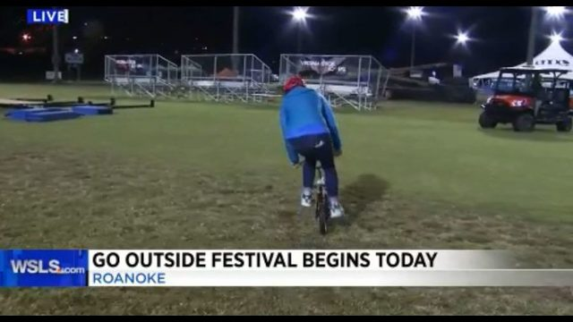 Go Outside Festival starts Friday with new location and even more activities