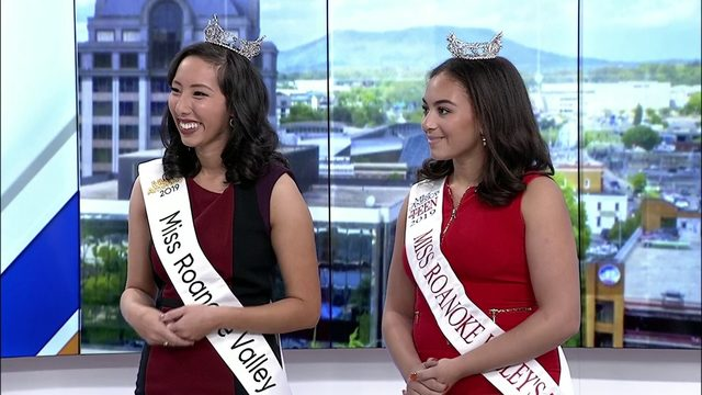 Miss Roanoke Valley and Miss Roanoke Valley's Outstanding Teen