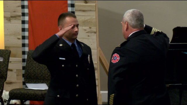 New fire-EMS recruits graduate from Roanoke Valley academy