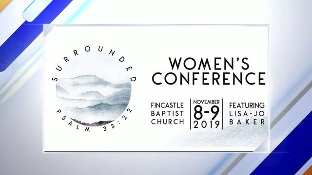 Surrounded Women's Conference