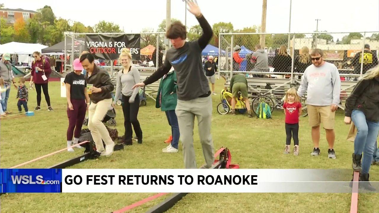 Go Fest returns to Roanoke