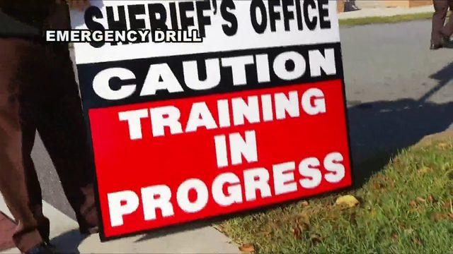 Lynchburg police active shooting training