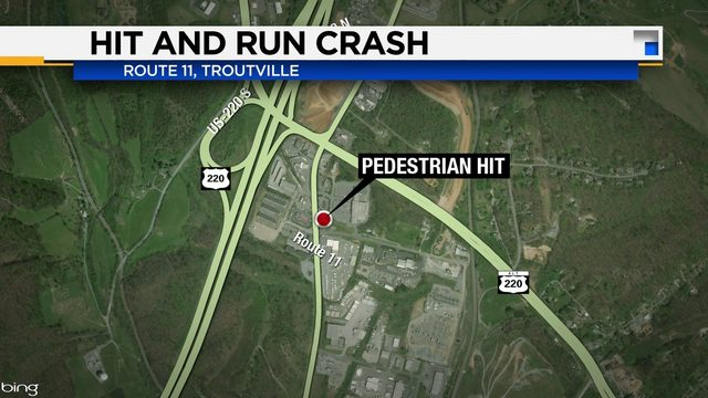 69-year-old man dies days after Botetourt County hit-and-run crash