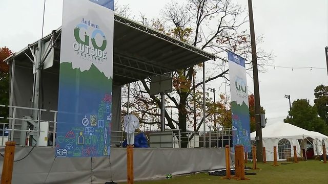 GO Fest canceled for Sunday due to rain, muddy conditions