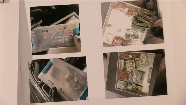 Heroin drug bust takes $35K worth of heroin off Amherst County streets