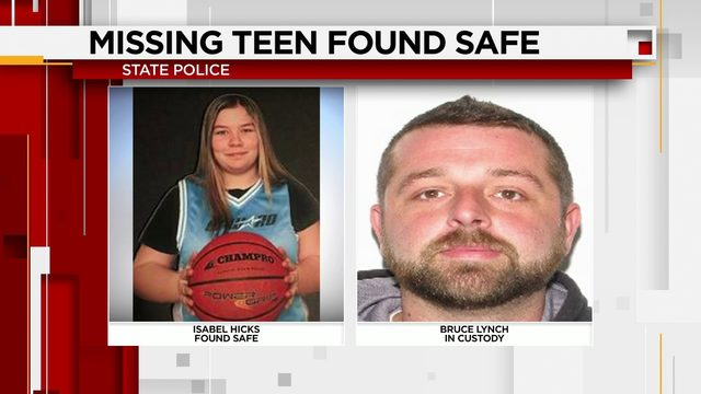 Amber Alert canceled for missing Virginia teen after she's located safely