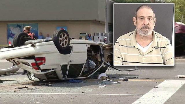 57-year-old man charged after deadly Roanoke County crash last month