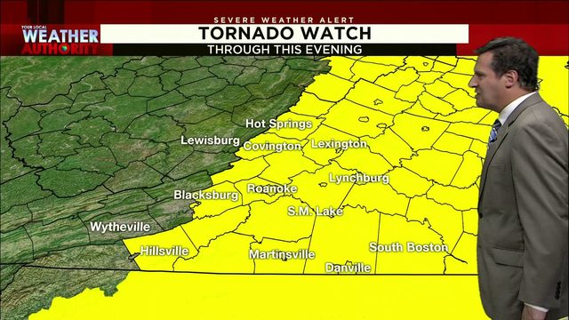 Tornado Watch ends in some parts of the area