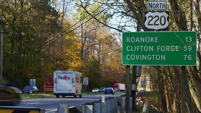 VDOT looking for public comments ahead of possible Route 220 improvements