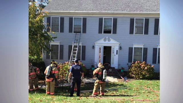 Roanoke Co. Structure Fire