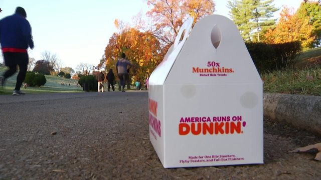 Run for donuts 5K